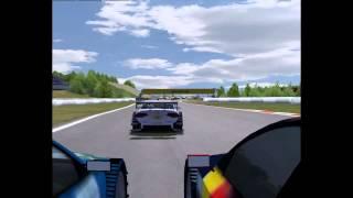 F1Race Campeonato DTM 2012 Presentacion