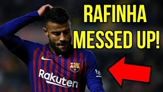 WHY ADIDAS SUED RAFINHA FOR MILLIONS OVER FOOTBALL BOOTS!