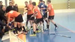 Floorball 03.01.15. Irlava - Madona (1.līga)