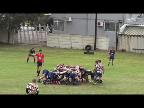 Port Elizabeth SAPS vs Bloemfontein SAPS 2nd half