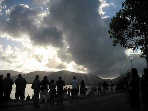 Total Solar Eclipse - Cairns 2012