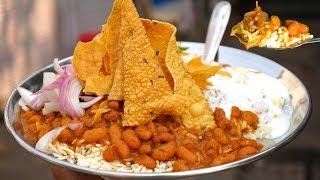 Rajma Chawal & Kadhi Chawal Delhi, India | Best Indian Street Foods