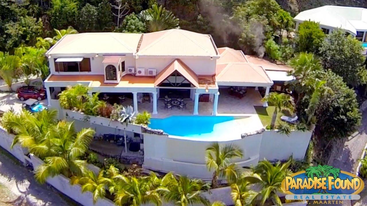 Sold St Maarten Sxm Villa Greco Us 1 750 000