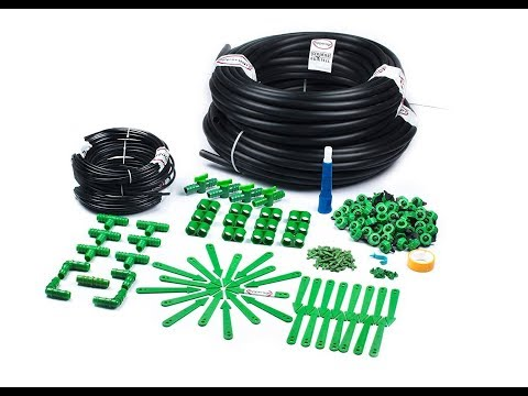 Drip irrigation system detailed review and step by step instructions - ഡ്രിപ് ഇറിഗേഷന്