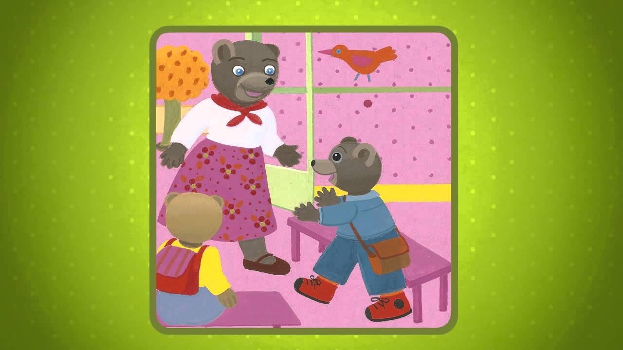 Les histoires de petit ours brun petit ours brun et l - Petit ours brun a l ecole ...