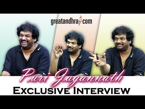 Director Puri Jagannadh Exclusive Interview | ISmart Shankar | Greatandhra