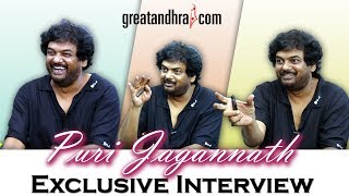 Director Puri Jagannadh Exclusive Interview | ISmart Shankar | Greatandhra