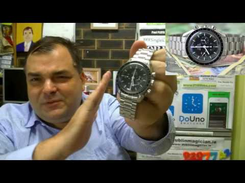 WHY I LOVE THE OMEGA SPEEDMASTER PROFESSIONAL MAN ON THE MOON WATCH