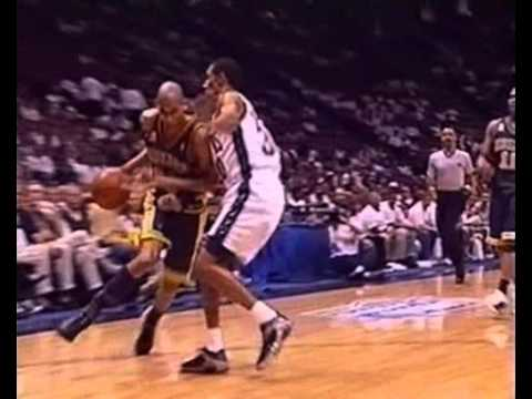 NBA 2001-2002 / Playoffs / EC1R / 20.04.2002 / Indiana Pacers @ New Jersey Nets