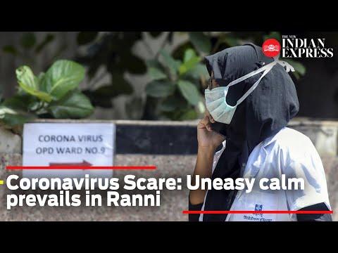 Coronavirus: Uneasy calm