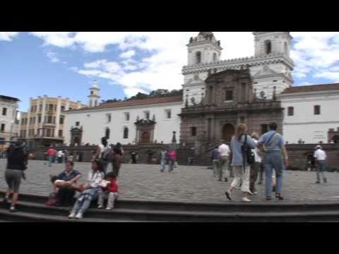 A visit to Quito the Capital City of Ecuador (2010)