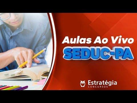SEDUC-PA | Aulão Normas Educacionais