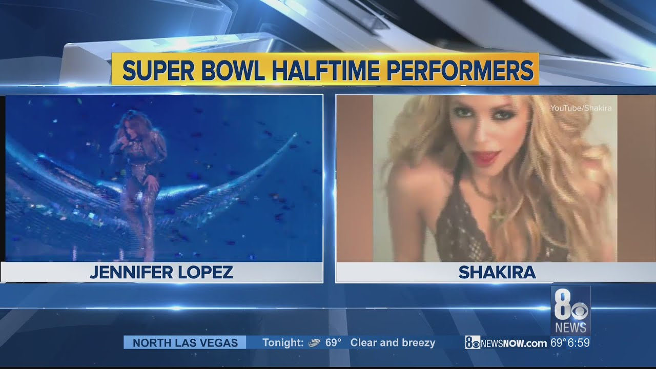 Super Bowl 2020 full halftime show: J. Lo and Shakira dazzle ...