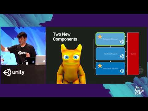 Unite Austin 2017 - Unity Labs Behavioral AI Research