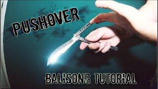 || PUSHOVER + Applicazioni Combo || Balisong Tutorial ITA || Livello Basilare