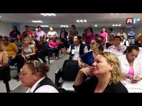 Siguen sin llegar los vales a trabajadores del Hospital General