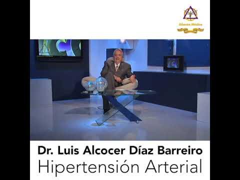 """Download HIPERTENSIÓN ARTERIAL """"el enemigo silencioso..."""" Dr. Luis Alcocer Díaz Barreiro"""