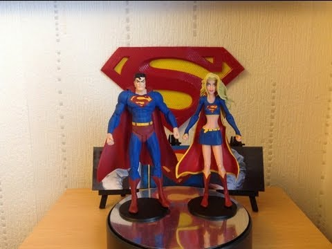 Superman/Batman: Return of Supergirl Variant 2 Pack