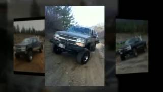 Solid axel Chevy build and accident part #1