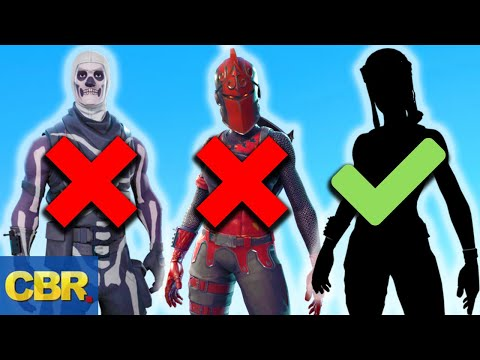 The Only OG Fortnite Skins And Items Left