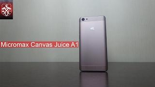 Micromax Canvas Juice A1