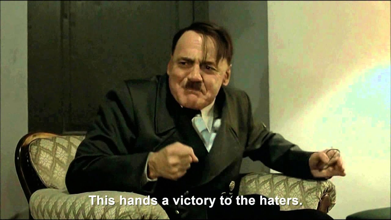Hitler and his Gangnam Style debacle: Part II
