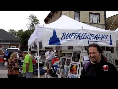 The 2015 allentown art festival in buffalo ny youtube for Hamburg ny craft show