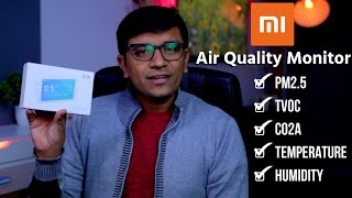 Xiaomi Mijia Smart Air Quality Monitor (PM2.5 | TVOC | CO2a) Unboxing