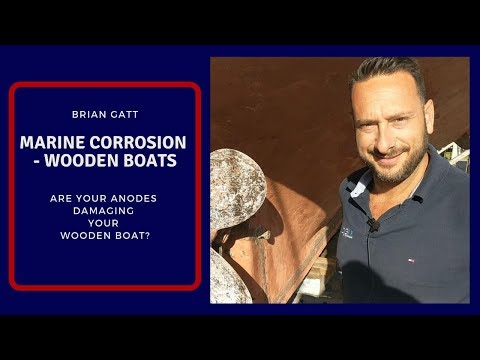 Marine Corrosion In Wooden Boats