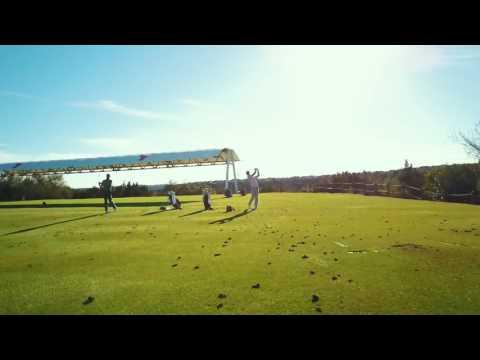 University of Texas Golf Club - Golf team practice