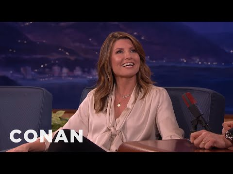 Sharon Horgan HATES The American Girl Store  - CONAN on TBS