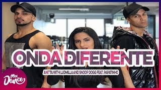 Baixar Onda Diferente - Anitta With Ludmilla and Snoop Dogg feat. Papatinho (Coreografia) Mix Dance