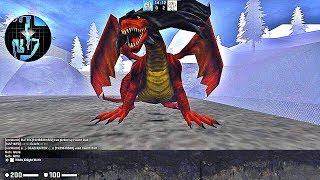 CS:GO · Zombie Escape Mod: ze_Chaos map (Level 1) GUC Server