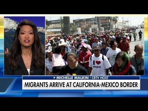 Michelle Malkin Slams 'Lax' Migrant Asylum System