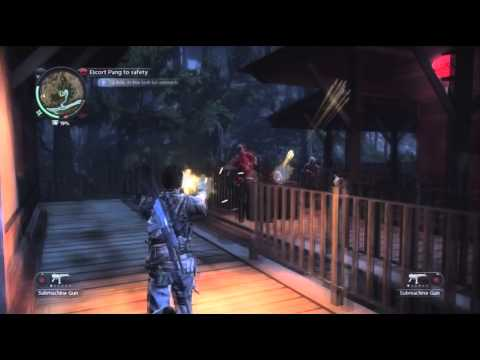 Pedestrians, and Other People Too Dumb To Live: Just Cause 2 Part 5