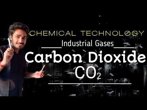 Carbon Dioxide Manufacturing | Industrial Gases | Chemical Techmology