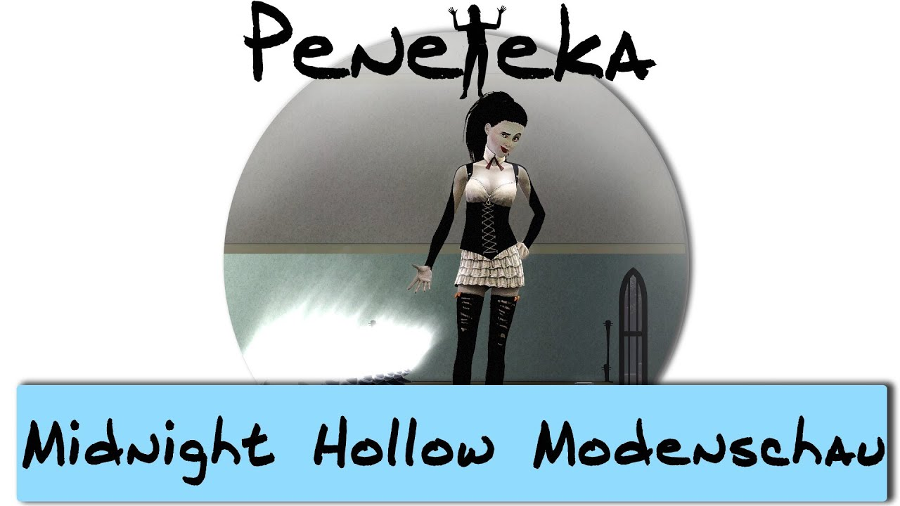 Sims 3 Midnight Hollow Female Clothes And Haircuts Fashion Show