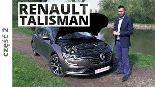 Renault Talisman 1.6 Energy TCe 200 KM, 2016 - techniczna część testu #267 thumbnail