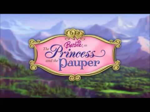 Written In Your Heart (Instrumental and Lyrics) | Barbie as the Princess and the Pauper
