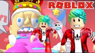 We saved Forky in Roblox Adventures in Roblox Roblox Karim Games Play