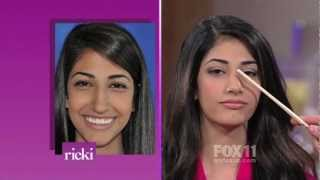 Teen Rhinoplasty Before and After-Live with Dr. Ghavami on The Ricki Lake Show