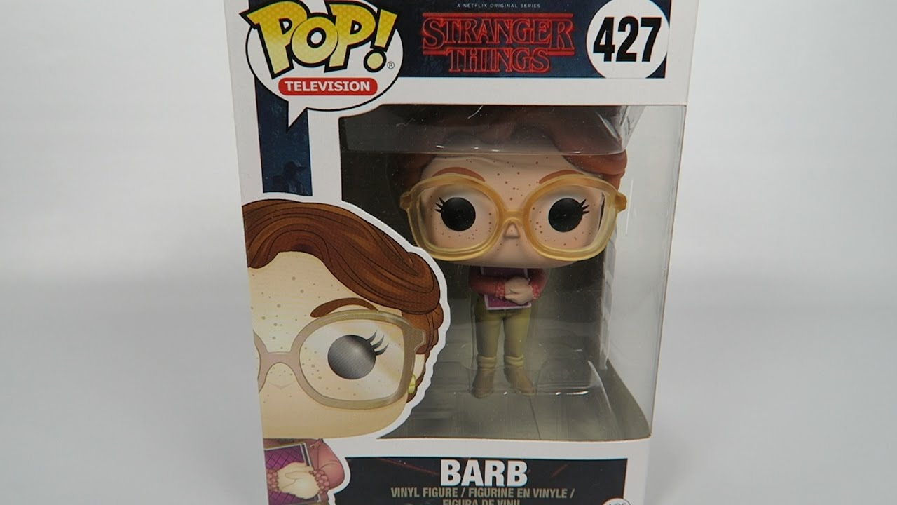 12afe937f4f Funko Pop Vinyl Stranger Things Barb Unboxing - YouTube