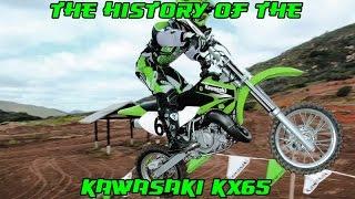 History of the Kawasaki KX65 2000-2014 + Tuning tips, Flaws&Fixes /DirtBikeDudeZ