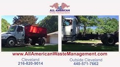 Dumpster Rental in Cleveland Ohio