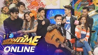 It's Showtime Online: Paolo Onesa takes on Kyutanungan