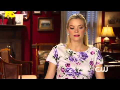 CW Interview   Jaime King