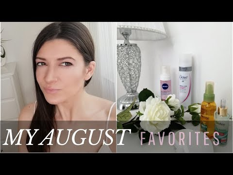 my-august-favorites-|-skin-care,-hair-&-makeup