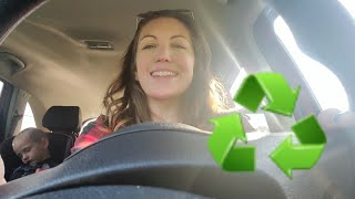 Taking Out The Trash - RECYCLING! | Midweek Minute [September 23, 2020]