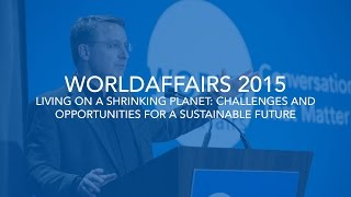 Living on a Shrinking Planet: Challenges and Opportunities for a Sustainable Future