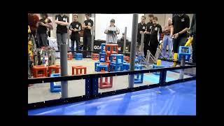 Trinity HS VEX Robotics Skyrise Final 1 2